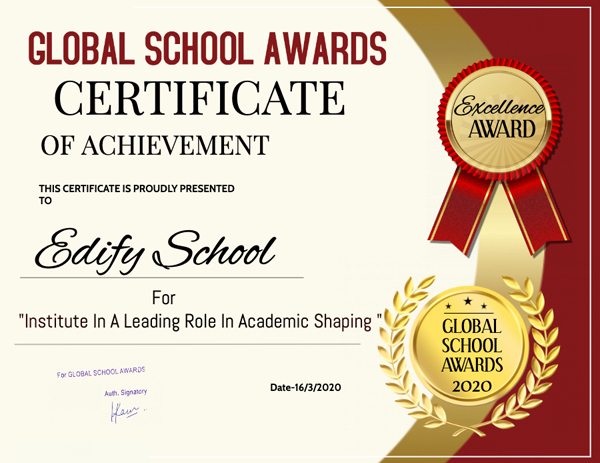 Global School Award